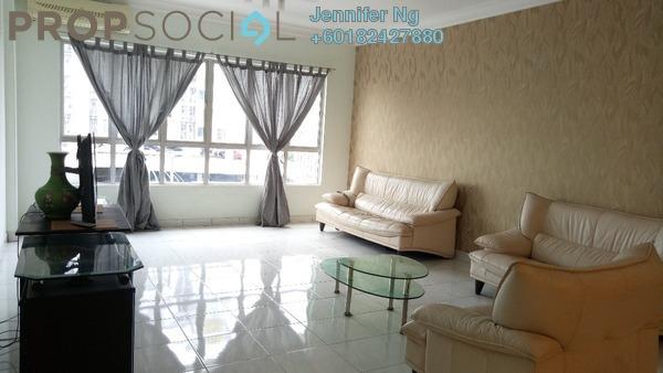 Condominium For Rent in Dataran Prima Condominium, Kelana Jaya Freehold Fully Furnished 3R/2B 2k