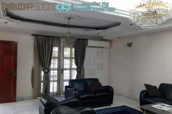 Terrace For Sale in USJ 3, UEP Subang Jaya Freehold Semi Furnished 5R/3B 1.1m
