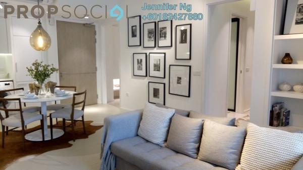 Condominium For Sale in Cantara Residences, Ara Damansara Freehold Semi Furnished 2R/1B 529k