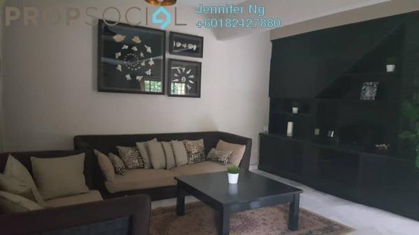 Terrace For Sale in PJS 9, Bandar Sunway Freehold Semi Furnished 4R/3B 1.25m