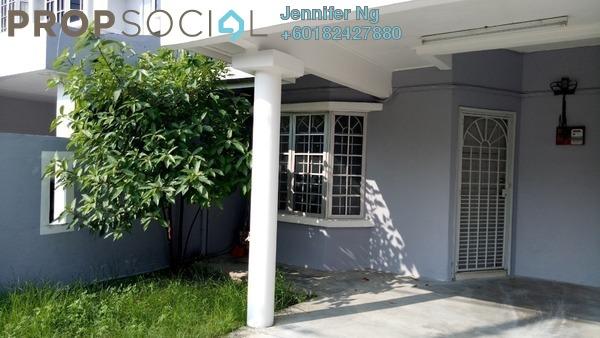 Terrace For Sale in USJ 1, UEP Subang Jaya Freehold Semi Furnished 4R/3B 520k