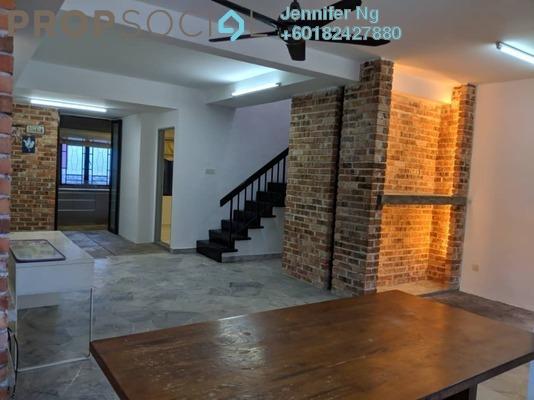 Terrace For Rent in USJ 3, UEP Subang Jaya Freehold Semi Furnished 4R/3B 2k