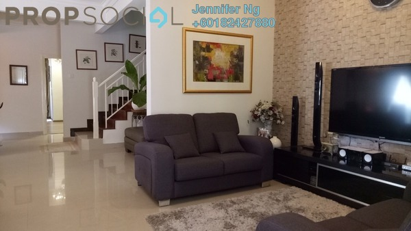 Terrace For Sale in Laman Putra, Putra Heights Freehold Semi Furnished 4R/4B 1.25m