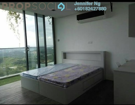 Serviced Residence For Rent in The Place, Cyberjaya Freehold Fully Furnished 2R/1B 1.3k