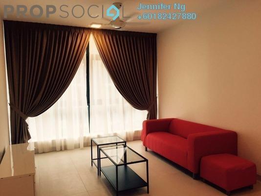 Serviced Residence For Rent in AraGreens Residences, Ara Damansara Freehold Fully Furnished 1R/1B 1.9k
