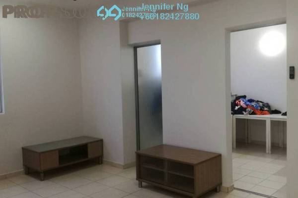 Condominium For Sale in Casa Subang, UEP Subang Jaya Freehold Fully Furnished 4R/2B 389k