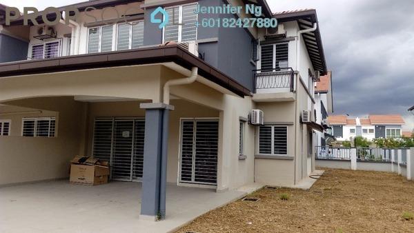 Semi-Detached For Rent in Setia Impian, Setia Alam Freehold Semi Furnished 4R/3B 2.2k