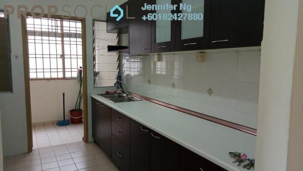 Condominium For Rent in Puncak Seri Kelana, Ara Damansara Freehold Semi Furnished 3R/2B 1.45k