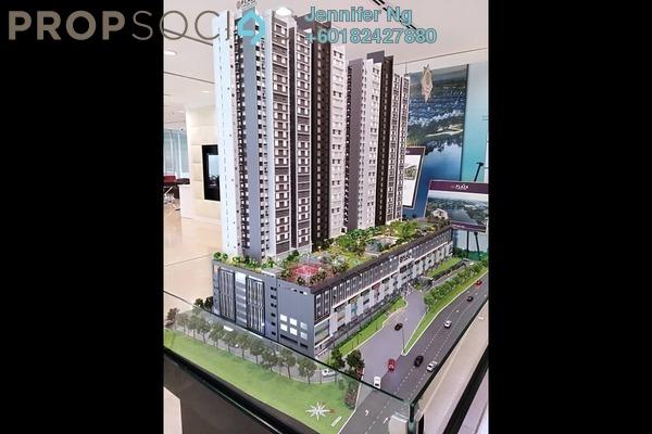 Serviced Residence For Sale in Plaza Kelana Jaya, Kelana Jaya Freehold Unfurnished 3R/2B 546k