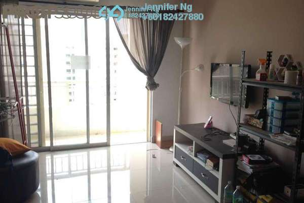 Condominium For Sale in SuriaMas, Bandar Sunway Freehold Fully Furnished 4R/2B 540k