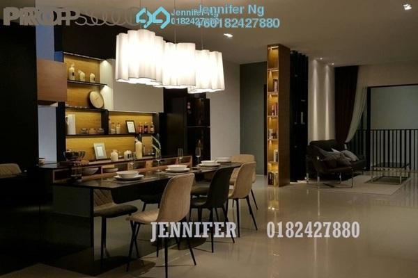 Condominium For Sale in AraTre' Residences, Ara Damansara Freehold Semi Furnished 1R/1B 450k