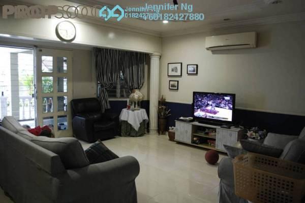 Terrace For Sale in USJ 23, UEP Subang Jaya Freehold Semi Furnished 5R/3B 880k