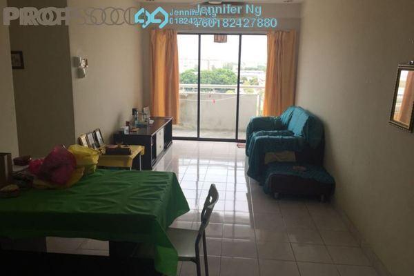 Condominium For Sale in Vista Millennium, Puchong Freehold Semi Furnished 3R/2B 258k