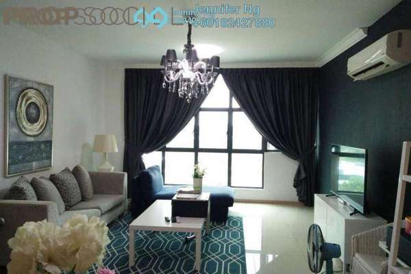 Serviced Residence For Sale in Vista Alam, Shah Alam Freehold Fully Furnished 3R/2B 730k