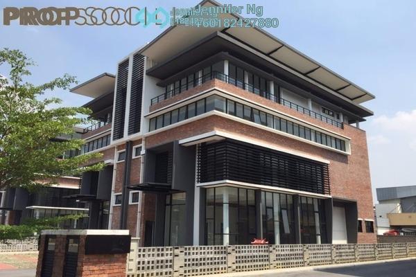Factory For Rent in Taman Perindustrian Puchong Utama, Bandar Puchong Utama Freehold Unfurnished 0R/0B 17.5k