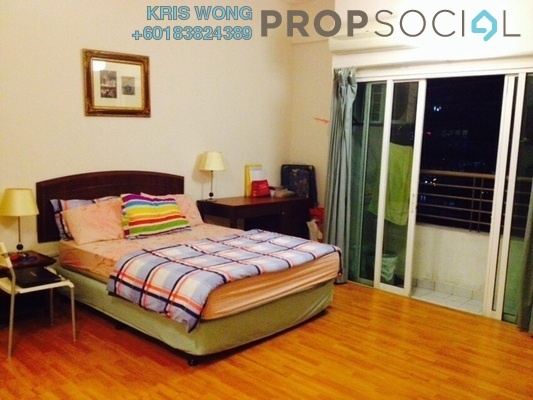 Serviced Residence For Sale in Maytower, Dang Wangi Freehold Fully Furnished 1R/1B 388k