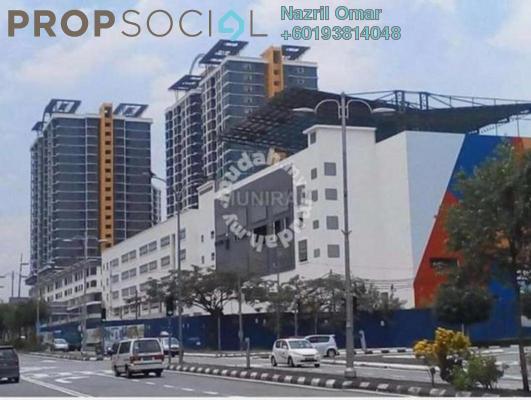 SoHo/Studio For Sale in Vista Alam, Shah Alam Freehold Semi Furnished 2R/2B 380k
