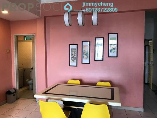 Condominium For Sale in Impian Heights, Bandar Puchong Jaya Freehold Semi Furnished 3R/2B 340k