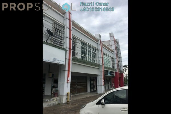 Shop For Rent in Cahaya Alam, Shah Alam Freehold Unfurnished 0R/0B 2.3k