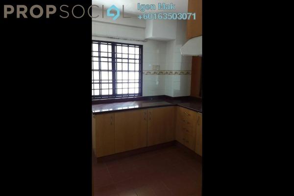 Condominium For Sale in Abadi Villa, Taman Desa Leasehold Semi Furnished 4R/3B 518k