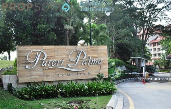 Condominium For Sale in Puteri Palma 1, IOI Resort City Freehold Fully Furnished 3R/3B 900k
