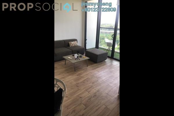 Condominium For Rent in Sky Park, Cyberjaya Freehold Semi Furnished 2R/1B 900translationmissing:en.pricing.unit