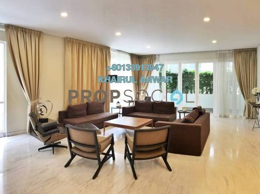 Condominium For Sale in Nobleton Crest, Ampang Hilir Freehold Semi Furnished 5R/4B 3.7m