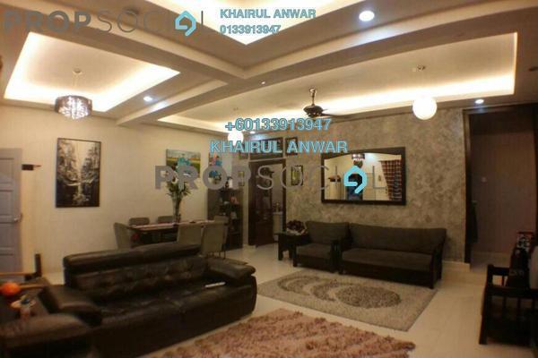 Terrace For Sale in Bandar Saujana Utama, Sungai Buloh Leasehold Unfurnished 4R/3B 460k