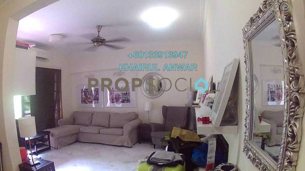 Townhouse For Rent in Ampang 971, Ampang Hilir Freehold Unfurnished 4R/3B 3k