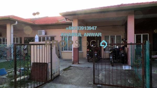 Terrace For Sale in Pulau Indah Industrial Park, Port Klang Leasehold Unfurnished 3R/2B 190k