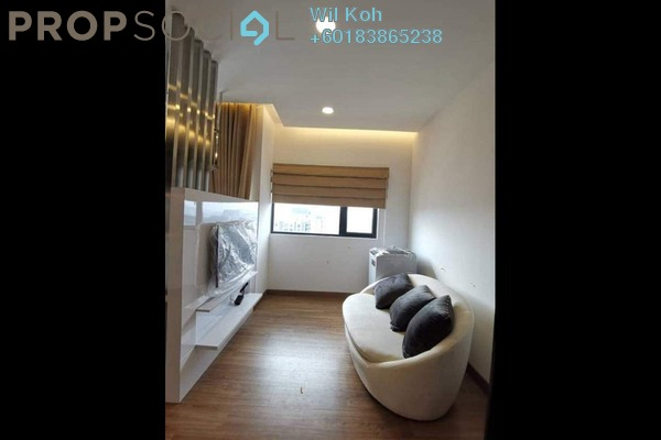 SoHo/Studio For Rent in Symphony Tower, Balakong Freehold Fully Furnished 1R/1B 1.1k