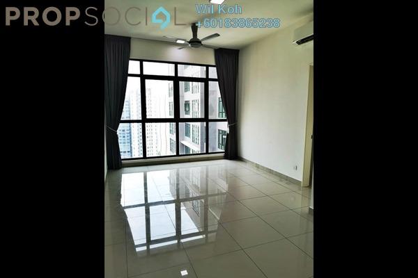 Condominium For Rent in Conezión, IOI Resort City Freehold Semi Furnished 2R/2B 1.5k