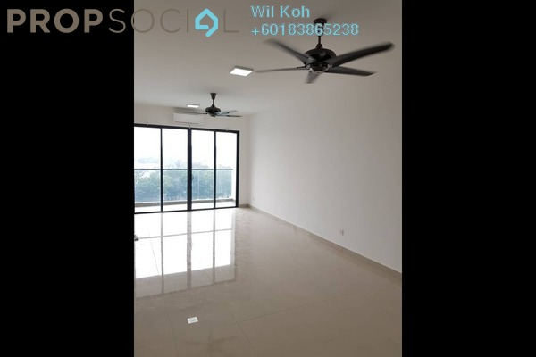 Serviced Residence For Rent in Symphony Tower, Balakong Freehold Semi Furnished 3R/2B 1.2k