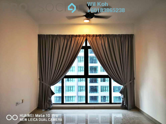Serviced Residence For Rent in Conezión, IOI Resort City Freehold Semi Furnished 3R/2B 1.7k