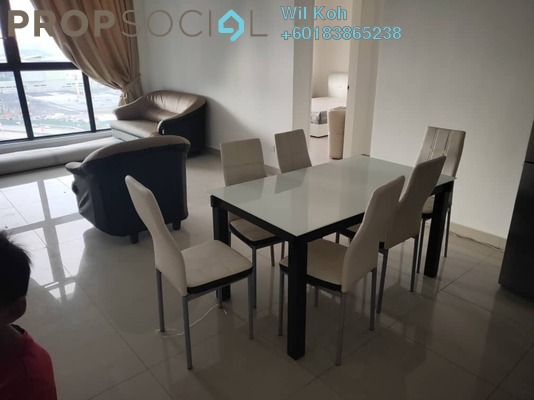 Serviced Residence For Rent in Conezión, IOI Resort City Freehold Semi Furnished 3R/2B 1.8k