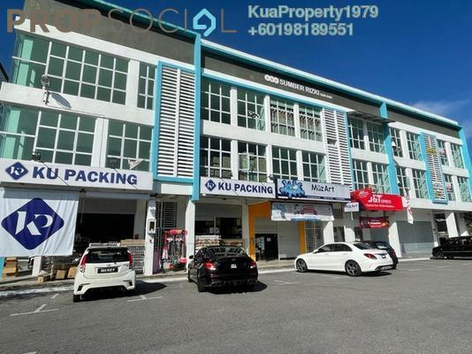 Shop For Rent in Tabuan Tranquility Commercial Centre, Kuching Freehold Unfurnished 0R/0B 1.5k