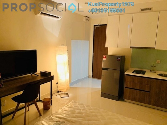 Apartment For Rent in LD Legenda, Kuching Freehold Fully Furnished 1R/1B 850translationmissing:en.pricing.unit