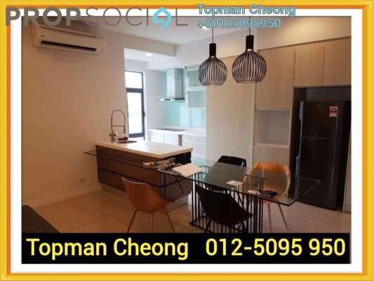 Condominium For Rent in Eve Suite, Ara Damansara Freehold Fully Furnished 2R/2B 2.4k