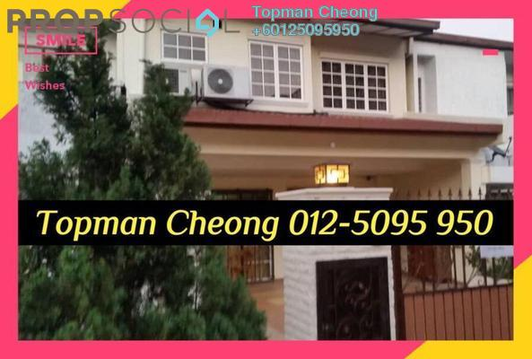 Terrace For Sale in Damansara Kim (SS20), Damansara Utama Freehold Semi Furnished 5R/2B 1.15m