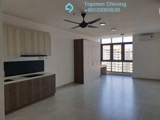 Condominium For Rent in Q Suite @ Queensville, Bandar Sri Permaisuri Freehold Semi Furnished 1R/1B 1.1k