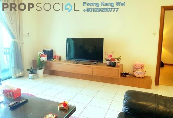 Condominium For Rent in Kiara Designer Suites, Mont Kiara Freehold Fully Furnished 3R/2B 4.5k