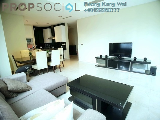 Condominium For Rent in Pavilion Residences, Bukit Bintang Freehold Fully Furnished 2R/2B 5.7k