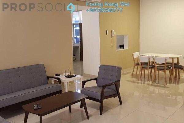 Condominium For Sale in Vista Kiara, Mont Kiara Freehold Fully Furnished 3R/2B 715k