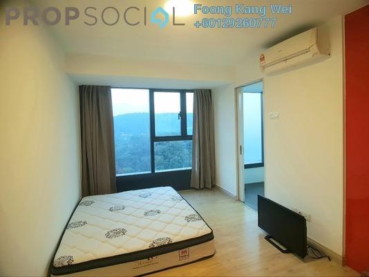 Condominium For Rent in Empire City, Damansara Perdana Freehold Semi Furnished 1R/1B 1k