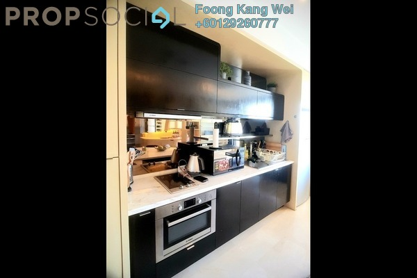 Condominium For Sale in VERVE Suites, Mont Kiara Freehold Fully Furnished 2R/2B 960k