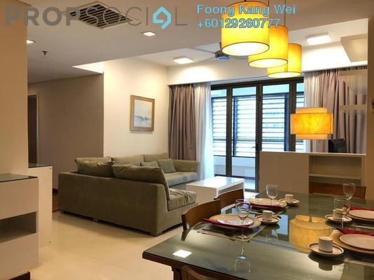 Condominium For Rent in i-Zen Kiara II, Mont Kiara Freehold Fully Furnished 3R/3B 5.5k