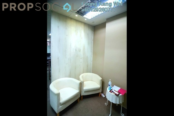 Office For Rent in Plaza Mont Kiara, Mont Kiara Freehold Semi Furnished 0R/0B 2.9k