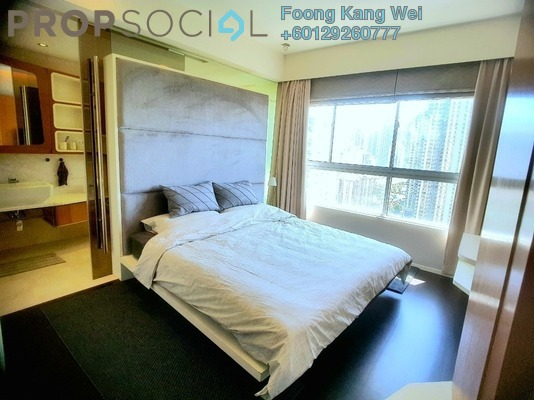 Condominium For Rent in VERVE Suites, Mont Kiara Freehold Fully Furnished 2R/2B 3.6k