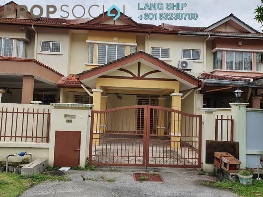 Terrace For Rent in BK5, Bandar Kinrara Freehold Semi Furnished 4R/3B 1.5k