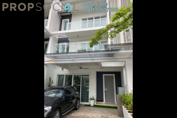 Terrace For Rent in Scenaria, Segambut Freehold Fully Furnished 5R/7B 7k
